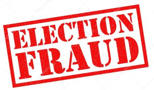 election fraud clear