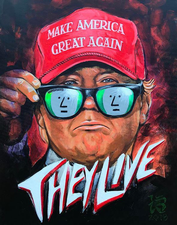 They live meme - American Intelligence Media