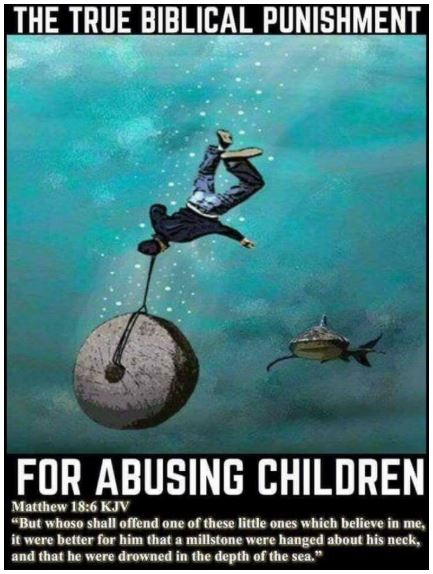 punishmentforabusingchildren