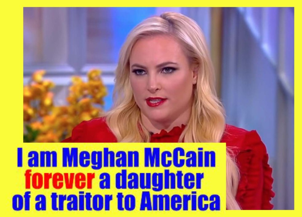 meghan mccain yellow