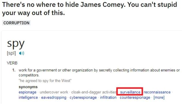 james comey spy definition.JPG