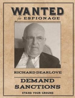 Wanted Richard Dearlove