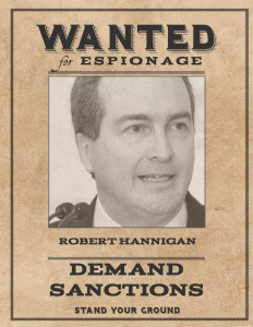 Wanted Robert Hannigan