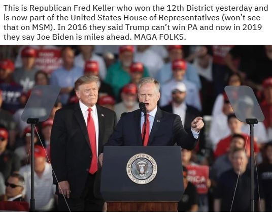 fred Keller win