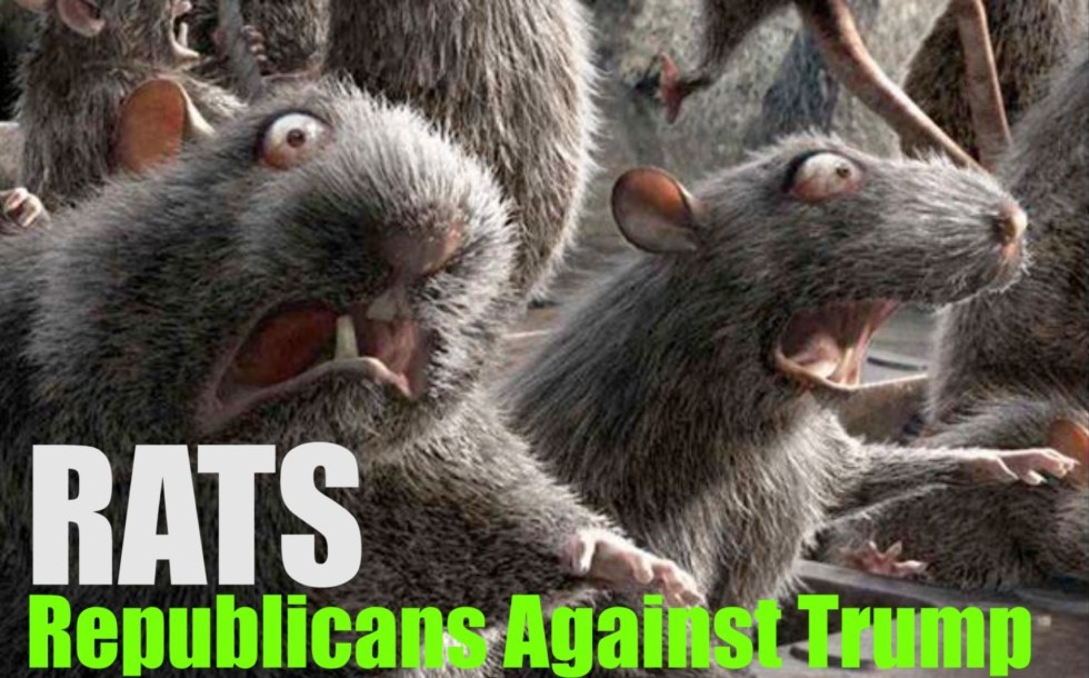rats republicans trump