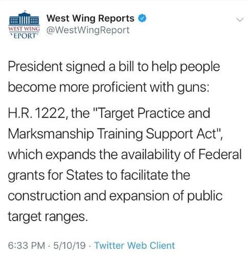 target practice bill