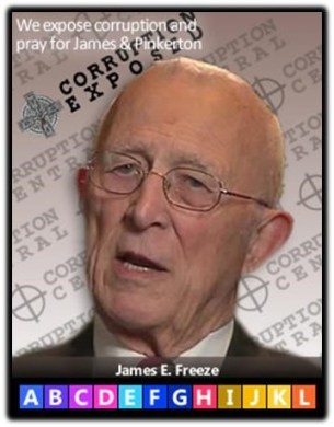 james freeze afi