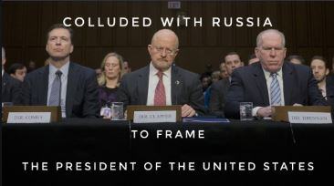 colluded with russia