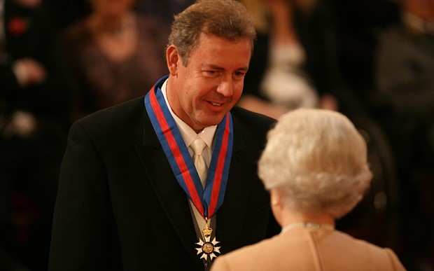 Darroch and the Queen