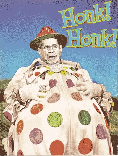 nadler clown honk