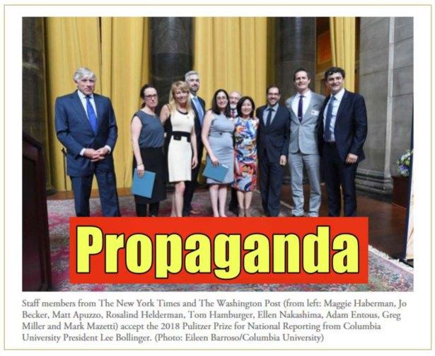 pulitzer propaganda