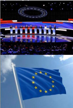 democrat eu flag.JPG