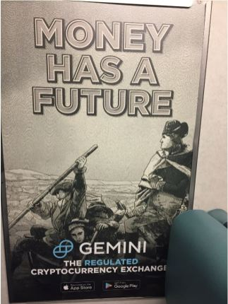 gemini cryptocurrency goldman sachs