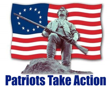 patriots take action