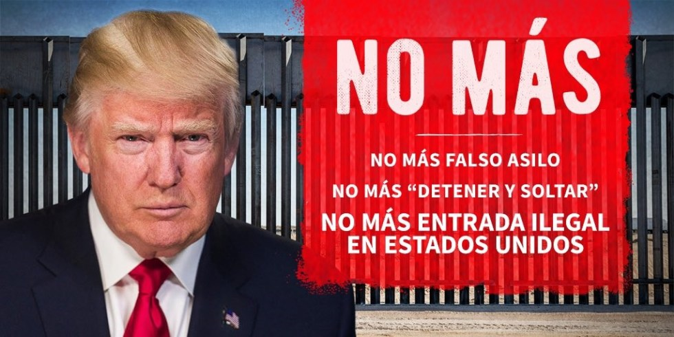 trump do not enter 2
