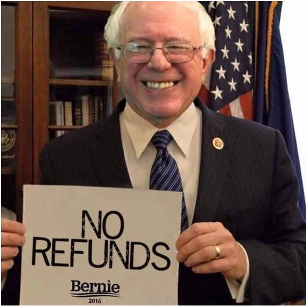 sanders no refunds.JPG