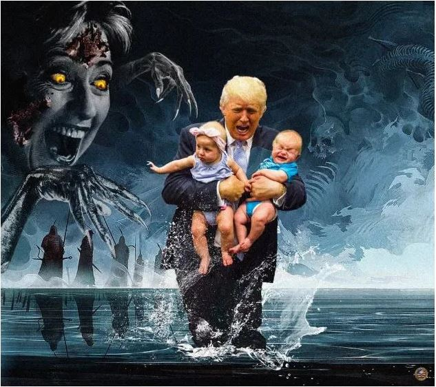 save the babies trump