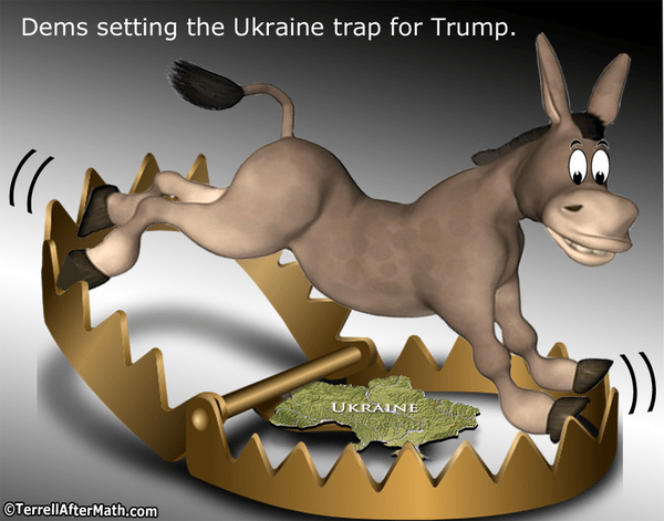 trap ukraine democrats