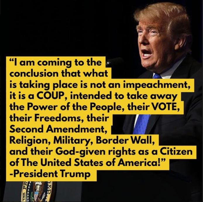 trump coup