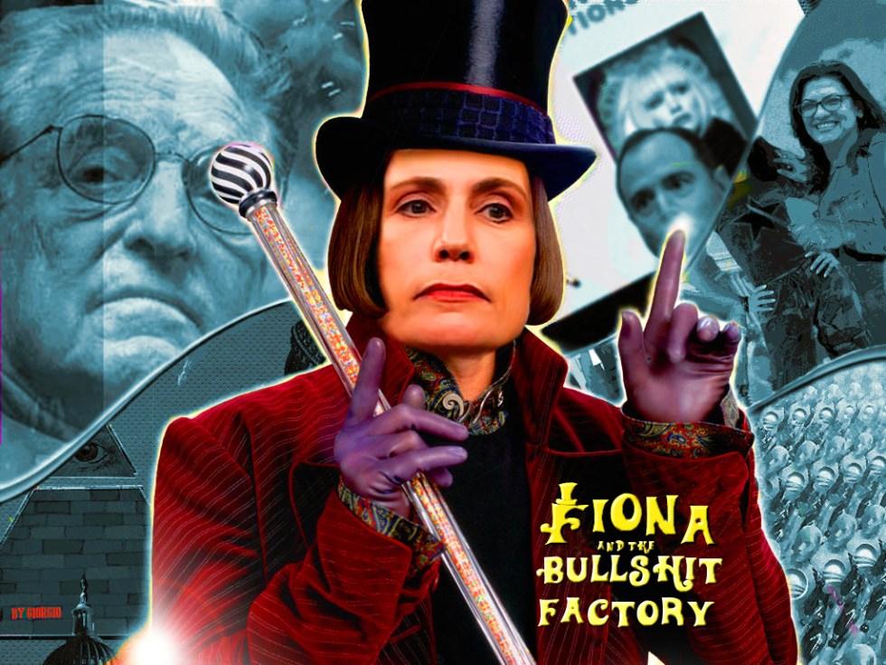Fiona Hill giorgio