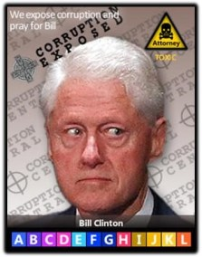 afi bill clinton