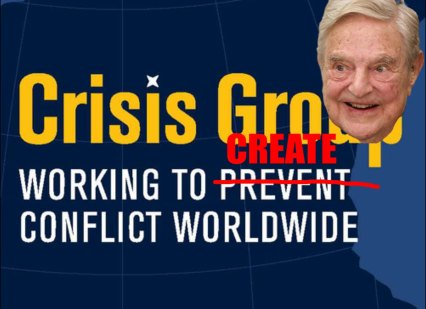 crisis group soros