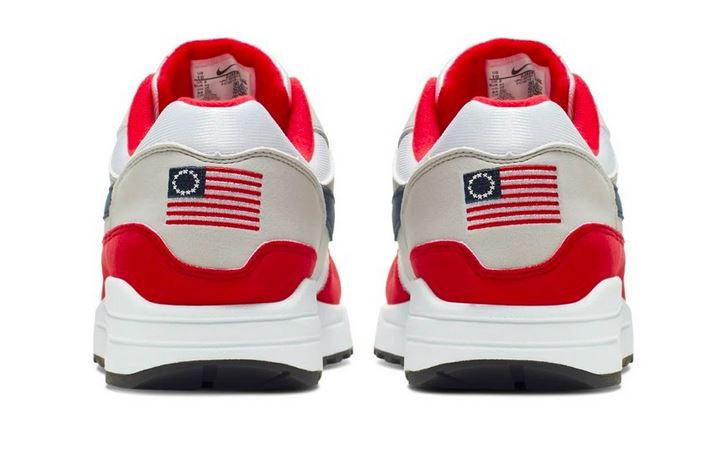 kaepernick betsy ross shoe