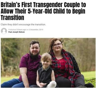 transgender british couple