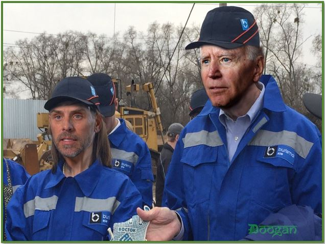 biden hunter joe burisma