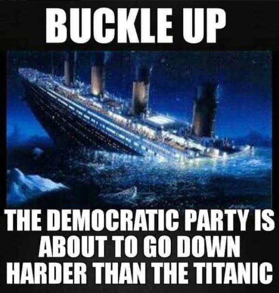 democrat titanic