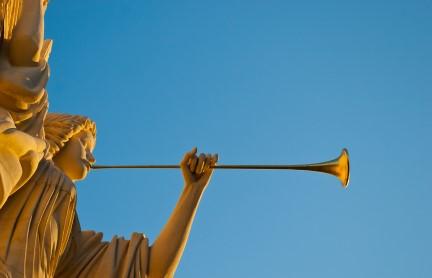 gabriel trumpet horn 1