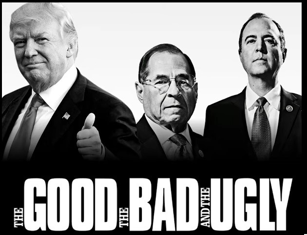 good bad ugly trump nadler schiff