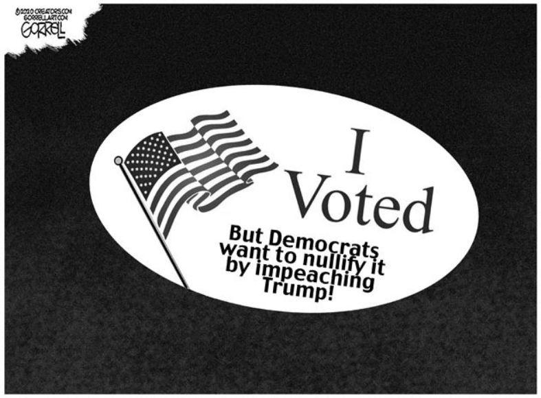 i voted impeach