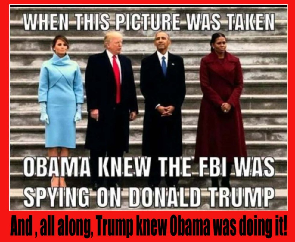 obama spying on trump