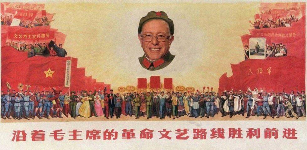 bernie sanders communist