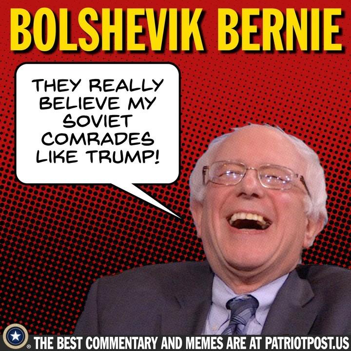 communist bernie sanders