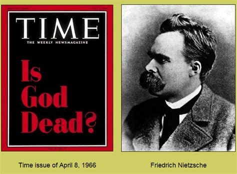 god is dead nietzsche
