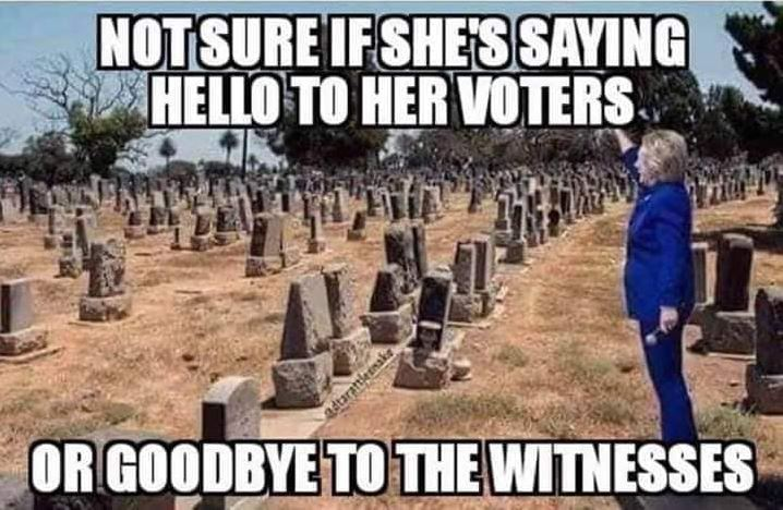 hillary clinton voters