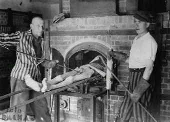 holocaust oven