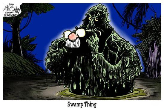 john bolton swamp