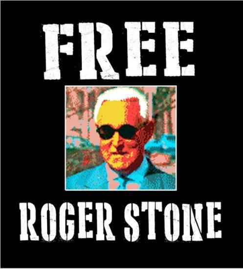 Roger Stone free giorgio