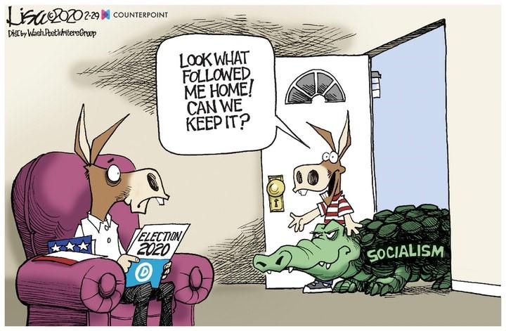 socialism bernie democrats