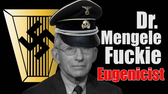 anthony fauci eugenicist