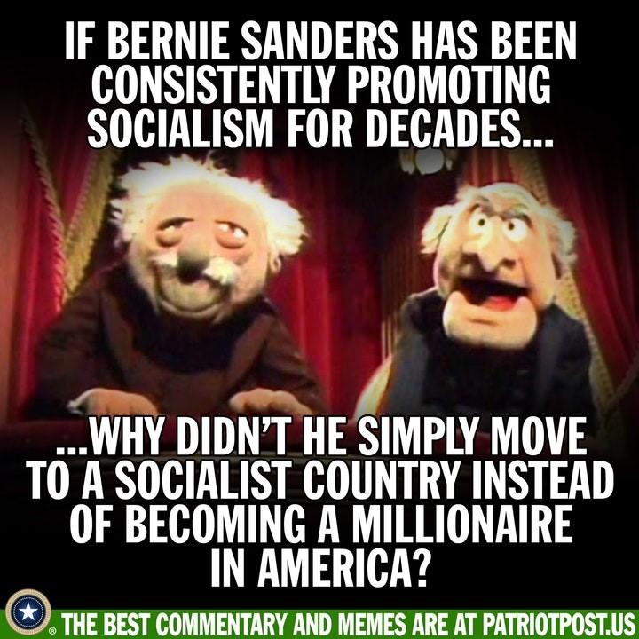 bernie sanders socialism