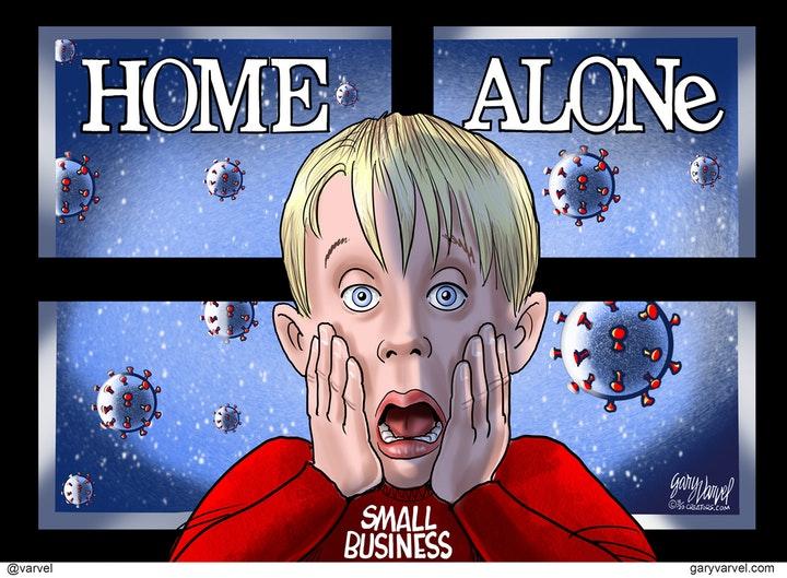 home alone coronavirus