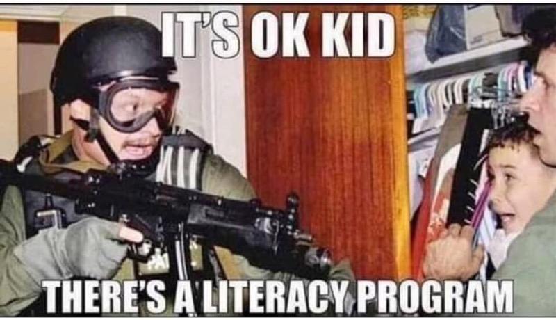 literacy socialism