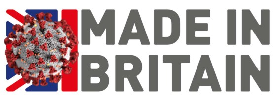 made in britain coronavirus