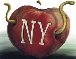 new york rotten apple