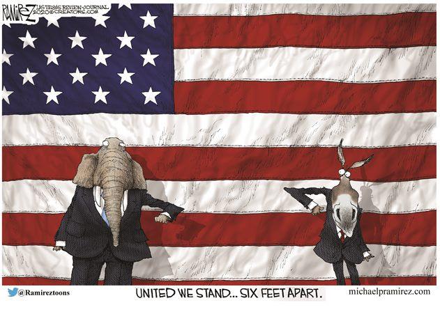republican democrat coronavirus
