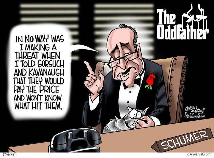 schumer godfather